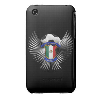 Mexico Soccer Champions Case-Mate iPhone 3 Cases