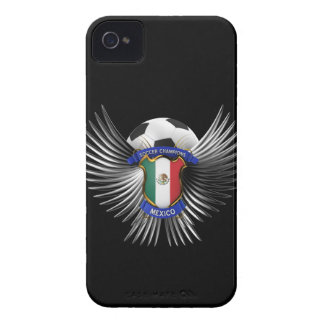 Mexico Soccer Champions iPhone 4 Case-Mate Cases