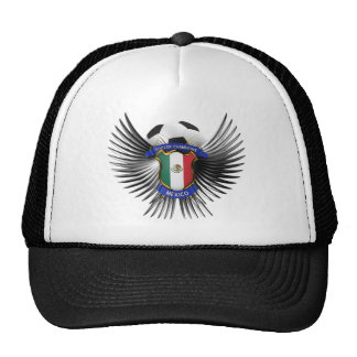 Mexico Soccer Champions Trucker Hats