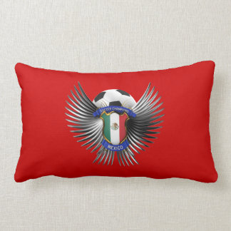 Mexico Soccer Champions Pillow