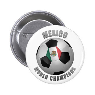 MEXICO SOCCER CHAMPIONS PINS