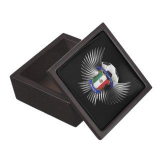 Mexico Soccer Champions Premium Keepsake Boxes