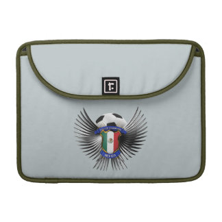 Mexico Soccer Champions Sleeves For MacBooks
