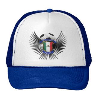 Mexico Soccer Champions Trucker Hats