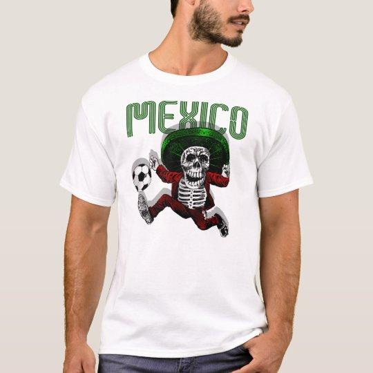 Mexico Soccer El tri Futbol Beyond Death gifts T-Shirt