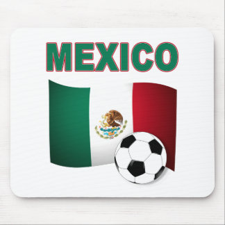 mexico soccer football world cup 2010 mouse pad