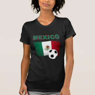 mexico soccer football world cup 2010 tee shirt