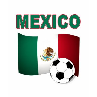 mexico soccer football world cup 2010 shirt