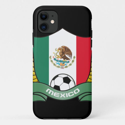Mexico Soccer iPhone 5 Cover Phone Case