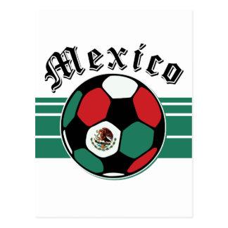 Mexico Soccer Postcard