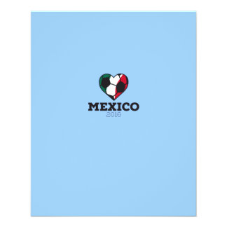 Mexico Soccer Shirt 2016 Flyer