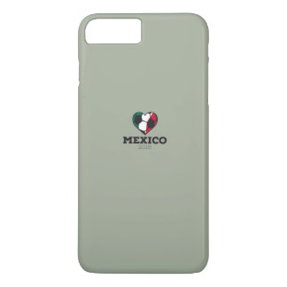 Mexico Soccer Shirt 2016 iPhone 7 Plus Case