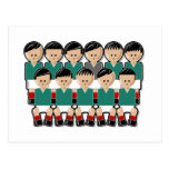 Mexico soccer team.ai postal