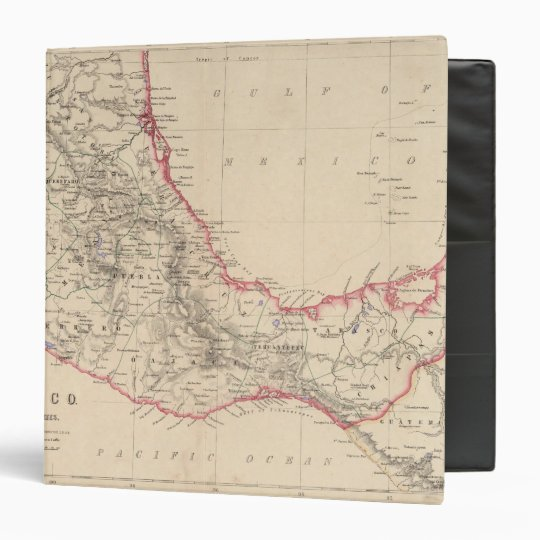 Mexico Southern States Binder