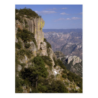 Mexico, State of Chihuahua, Copper Canyon. THIS 2 Postcard