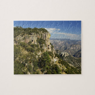 Mexico, State of Chihuahua, Copper Canyon. THIS Jigsaw Puzzle