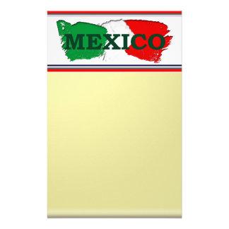 Mexico Stationery