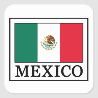 Mexico Sticker