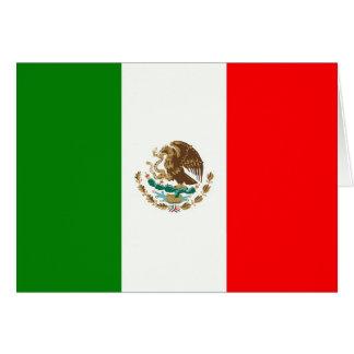 México Tarjeta De Felicitación