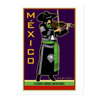 México Tarjeta Postal