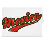 México Tarjetas