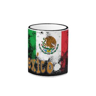 México Taza De Dos Colores