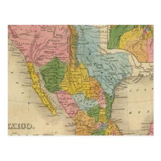 Mexico, Texas Postcard