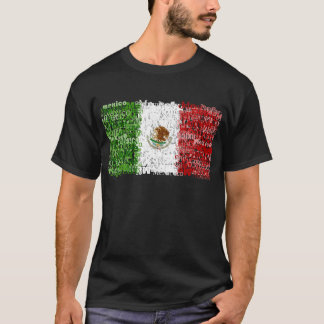 Mexico Textual T-Shirt