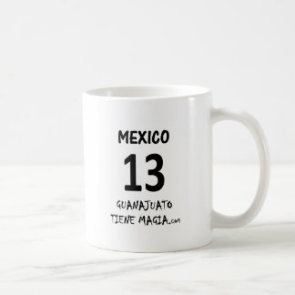 MEXICO TIENE MAGIA.png Coffee Mug