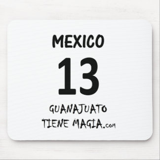 MEXICO TIENE MAGIA.png Mouse Pad