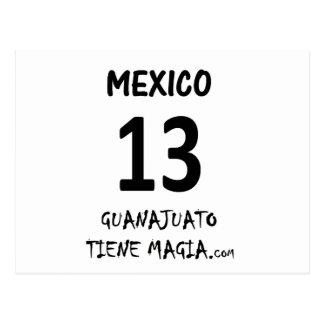 MEXICO TIENE MAGIA.png Postcard