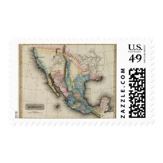 México Timbres Postales