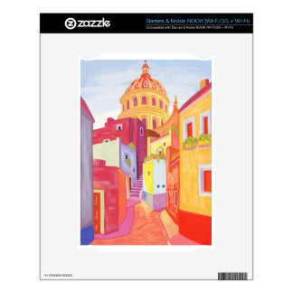 Mexico Travel Poster Decals For NOOK