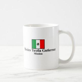 Mexico Tuxtla Gutierrez Mission copy Coffee Mug