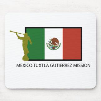 MEXICO TUXTLA GUTIERREZ MISSION LDS CTR MOUSE PAD