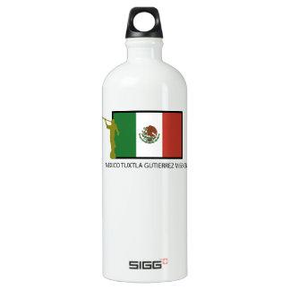MEXICO TUXTLA GUTIERREZ MISSION LDS CTR WATER BOTTLE