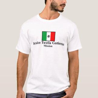 Mexico Tuxtla Gutierrez Mission T-Shirt