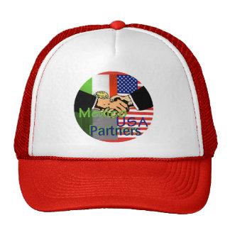 MEXICO USA Hat