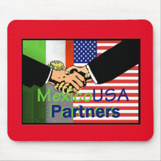 MEXICO USA Mousepad