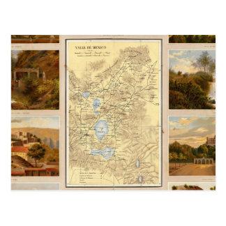 Mexico Valley Postcard