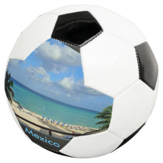 Mexico View Soccer Ball