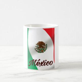 México Vintage style travel poster Coffee Mug