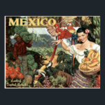 "Mexico vintage travel postcard<br><div class=""desc"">See my store for more items with this picture.</div>"