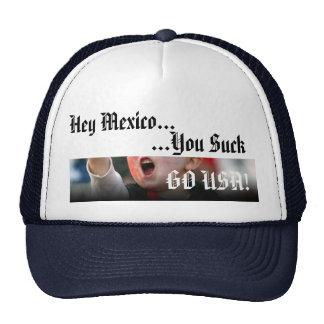 Mexico vs. US Soccer Rivalry Hat