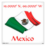 Mexico Wall Decal