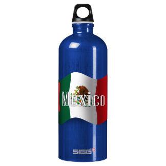 Mexico Waving Flag SIGG Traveler 1.0L Water Bottle