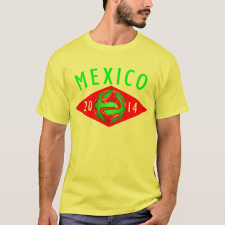 Mexico World Cup 2014 T-Shirt