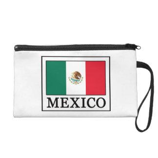 Mexico wristlet