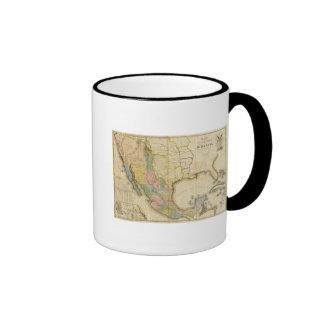 México y Estados Unidos Taza De Café
