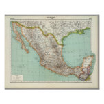 México y Guatemala 3 Póster